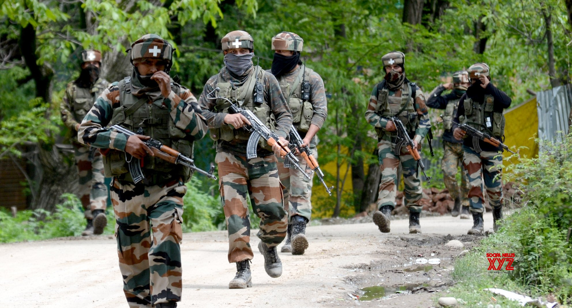 2 militants killed in J&K
